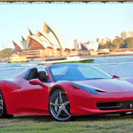 Ferrari 458 Spider – The Australian Debut