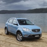 Ssangyong Korando 2011 – A Review