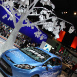 Ford Fiesta 2011 – Profile