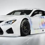 Lexus RC F GT3 Concept – Geneva Motor Show