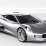 Jaguar C-X75 – A new concept