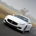 Maserati Expands Quattroporte Range With New Twin Turbo V6