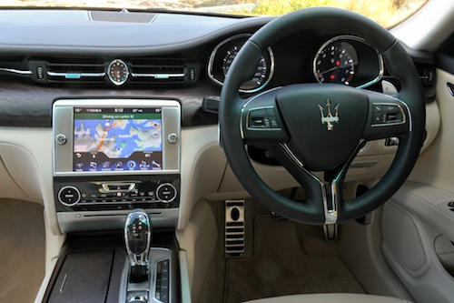 MaseratiQuattroporte_GTS_V8_Interior_0001