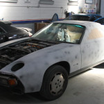 Porsche 928 The Restoration Part 2