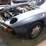 Porsche 928 The Restoration Part 3