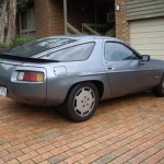 Porsche 928 The Restoration Begins