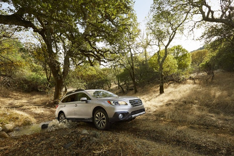 Subaru All Wheel Drive Outback Premieres In New York