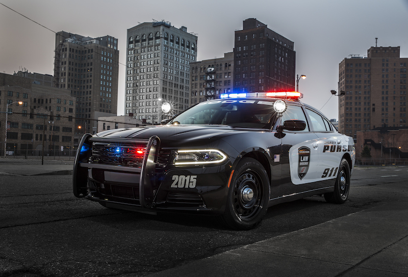 Police on Patrol – The 2015 Dodge Charger Pursuit