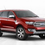 Ford Everest Concept – The Mid Size SUV