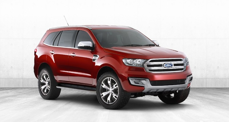 Ford Everest Carhq 2