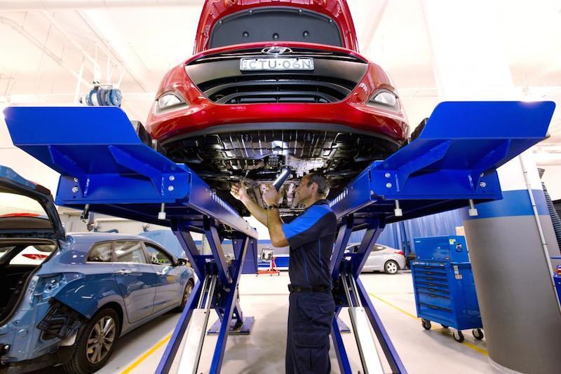 Hyundai Capped Price Servicing