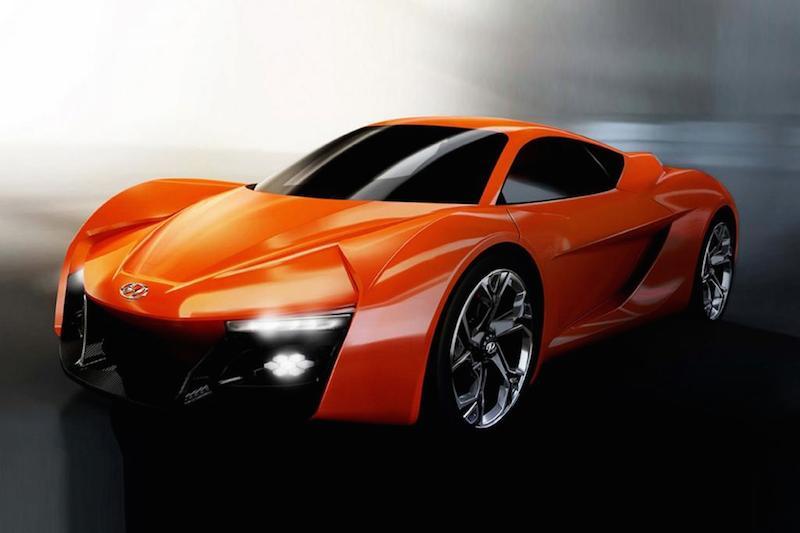Hyundai PassoCort Concept