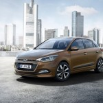 First Images of the Hyundai i20