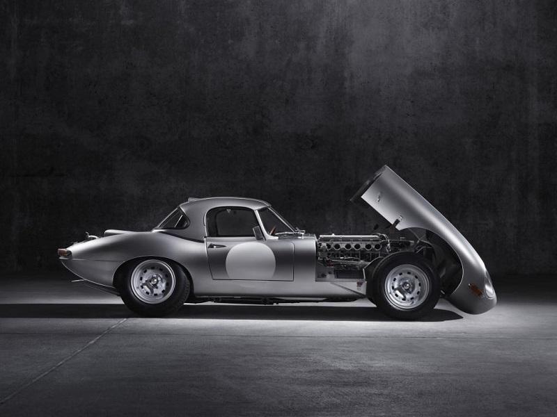 Jaguar E Type 3