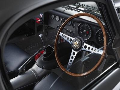 Jaguar E Type 5