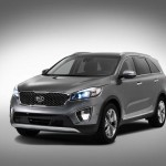 Kia Sorento – First Official Photos