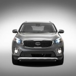 Kia Sorento 3rd Generation Unveiled in Korea