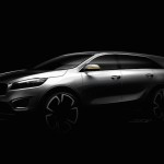 Third generation Kia Sorento to be unveiled in Korea this month