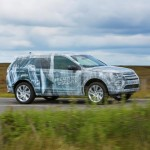 Land Rover Discovery Sport the secrets out