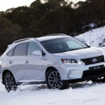Lexus Winter Driving Trips with F1 Champ Alan Jones
