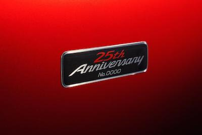 Mazda MX5 - 25th Anniversary