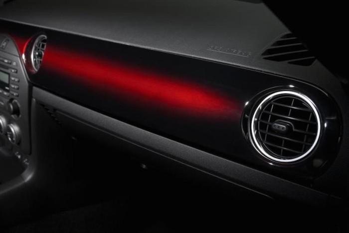 Mazda Mx5 dash