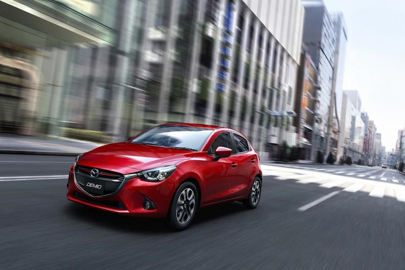 All new Mazda2 production has commenced