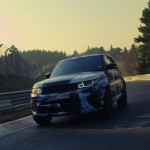 Range Rover Sport SVR and the Nurburgring