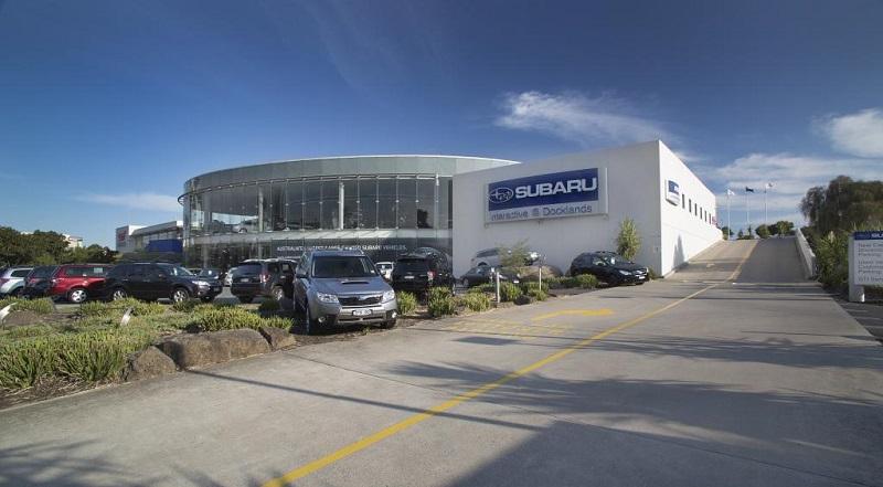 Subaru Dockland