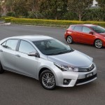 Toyota Corolla Top Seller Past 5 Months