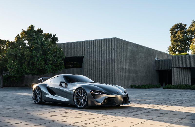 Toyota FT1 Sports Car Concept 2
