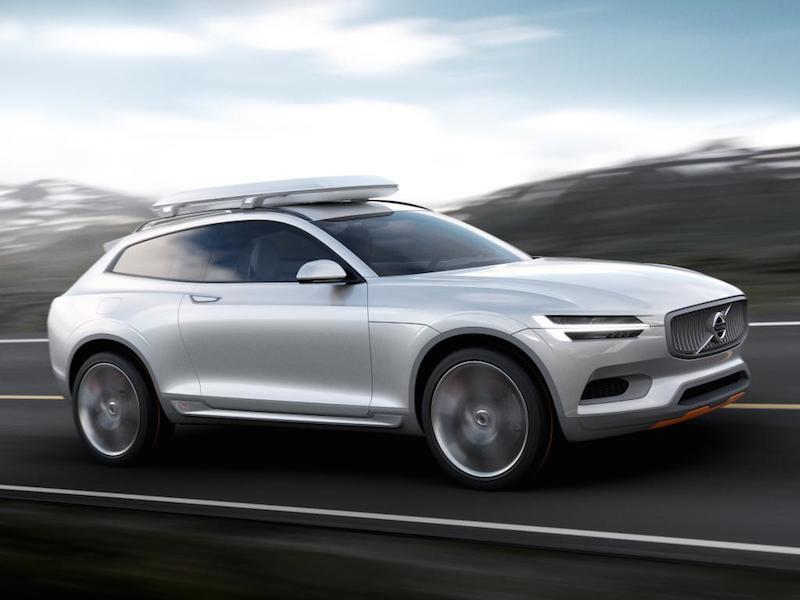 Volvo Concept XC Coupe Concept
