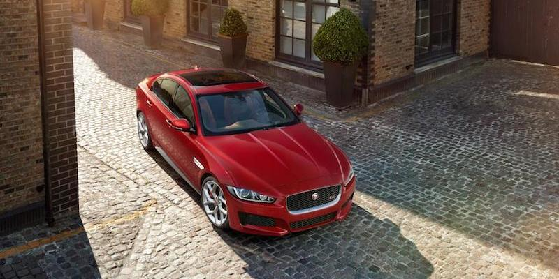 World Premiere of Jaguar XE