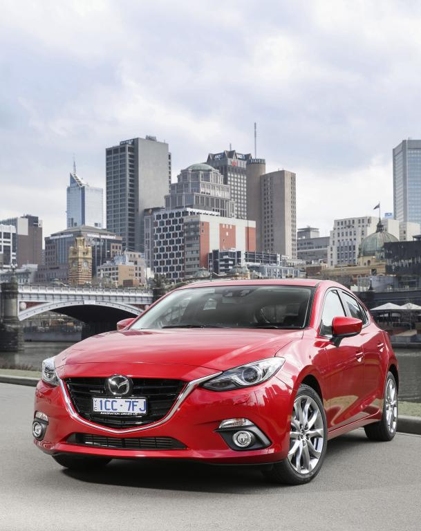 High Powered Mazda3 XD Astina Joins the Mazda Range
