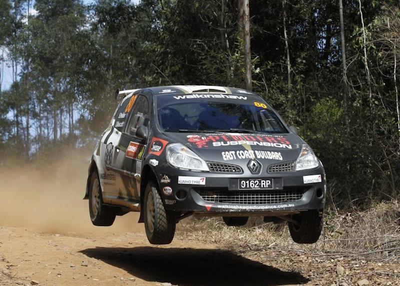Scott Pedder Renault Clio