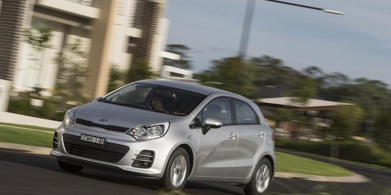 2015 Kia Rio – Upgraded