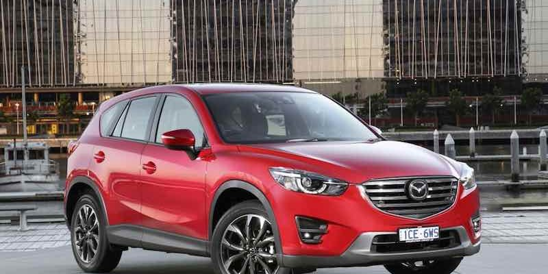 Mazda CX-5 2015 Upgrade
